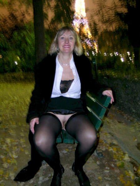 Pour un rdv de sexe sans tabou avec une femme sexy